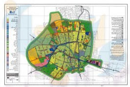 طرح جامع ساوه | دانلود هفت جلد گزارش طرح جامع شهر ساوه