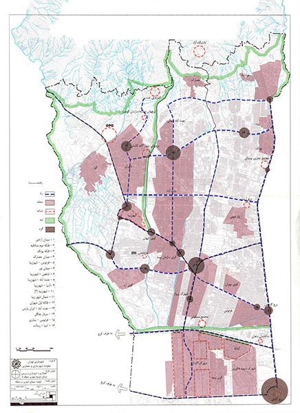 کیفیت سیمای شهری منطقه 5