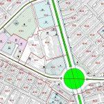 شیپ فایل منطقه 10 شیراز