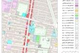 مطالعه و طراحی پارک پیاده راه خیام در شهر قزوین