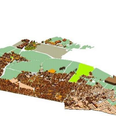 الگوی توسعه منطقه 4