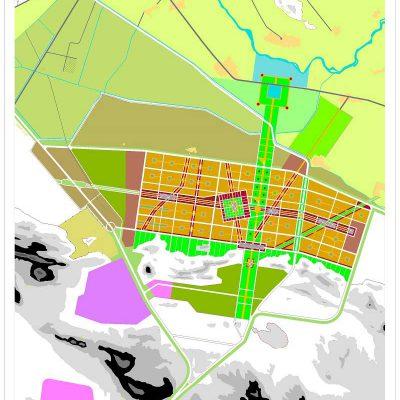 طرح جامع شهر جدید بهارستان