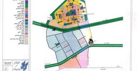 طرح جامع شهر جدید بینالود