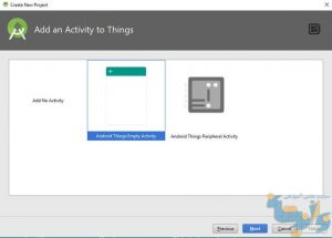 add an activity to things