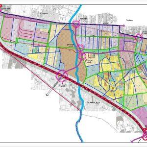 الگوی توسعه منطقه ۱۸