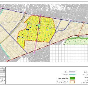 الگوی توسعه منطقه 8