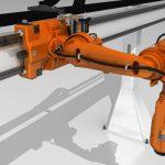 انواع روبات های صنعتی