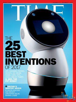 بهترین اختراعات سال ۲۰۱۷