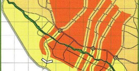 طرح توسعه جنوب شهر شیراز