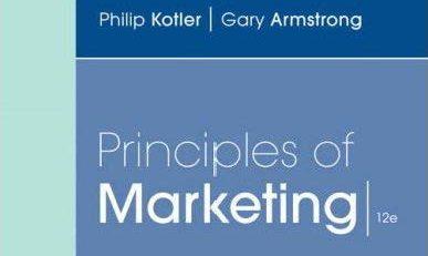 کتاب اصول بازاریابی کاتلر