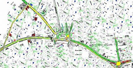 مطالعات ساماندهی شبکه اطراف میدان تجریش