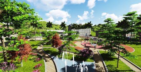 جزوه مبانی و روش های طراحی فضای سبز