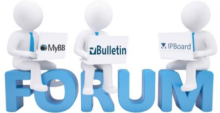 مقایسه Vbulletin و IPBoard و MyBB