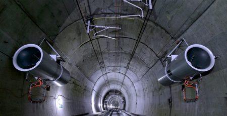 تعیین شعاع بهینه تزریق در تونل راه آهن کوهین