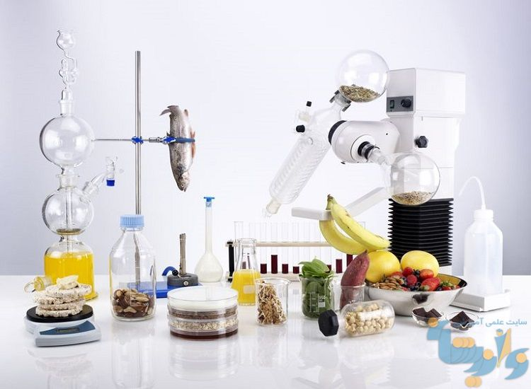 جزوه شیمی مواد غذایی
