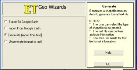 پلاگین ET GeoWizards