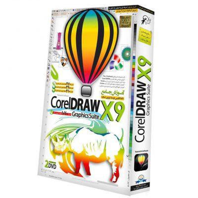 آموزش CorelDraw X9