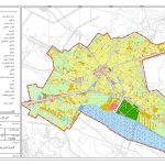 نقشه GIS لنگرود – شیپ فایل طرح جامع شهر لنگرود