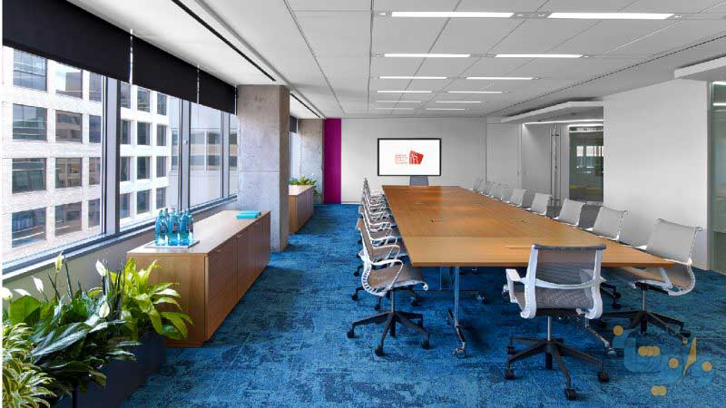 ضوابط طراحی ساختمان های اداری