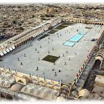 پروژه کارآموزی طرح احیای میدان امام علی