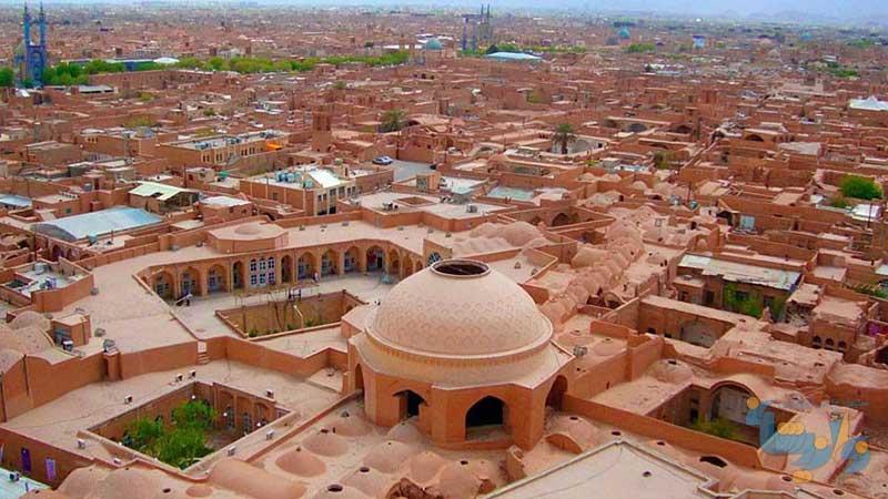 کتاب مرمت بافت های تاریخی شهرها