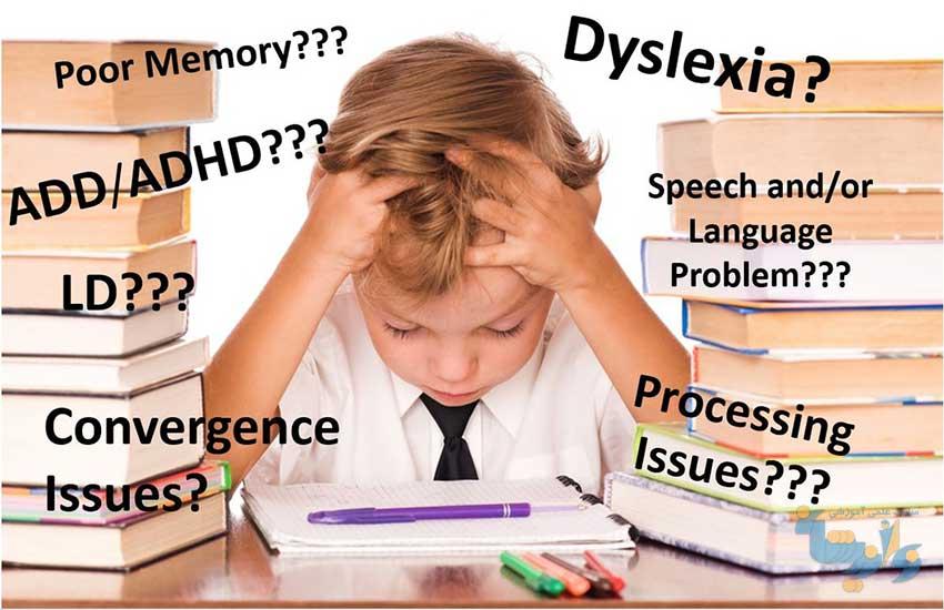 جزوه اختلالات یادگیری