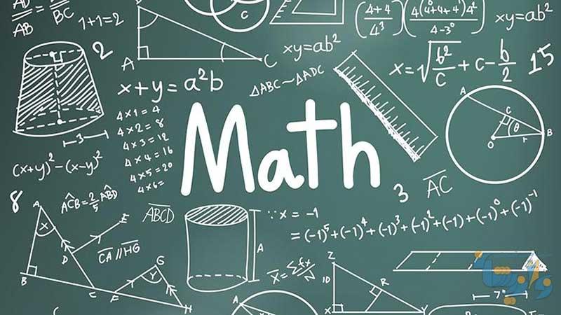 کتاب ریاضی 1 و 2