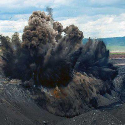 کنترل پیامدهای انفجار در معادن