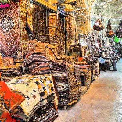 تحلیل مکانیابی بازارها و مراکز مذهبی