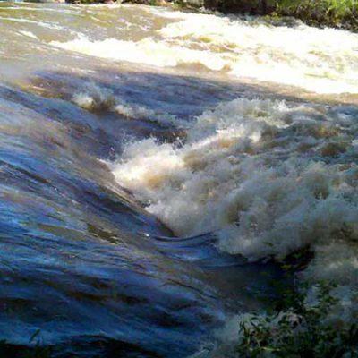 تعیین ضریب زبری هیدرولیکی رودخانه