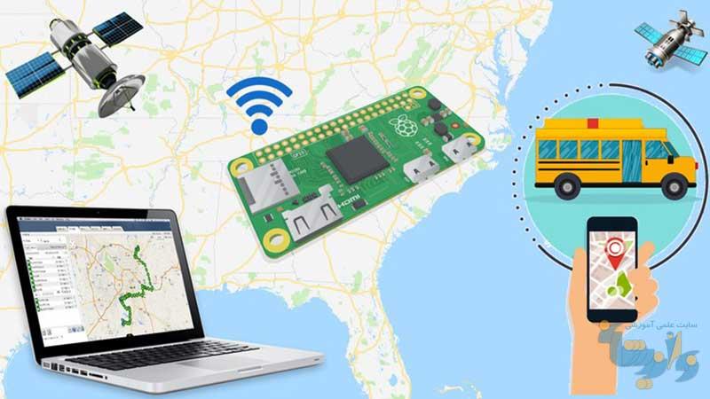 جزوه آموزش GPS به زبان ساده