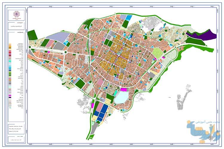 طرح تفصیلی شهر بجنورد