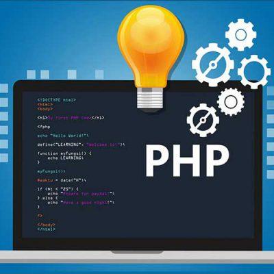 جزوه PHP از بیخ