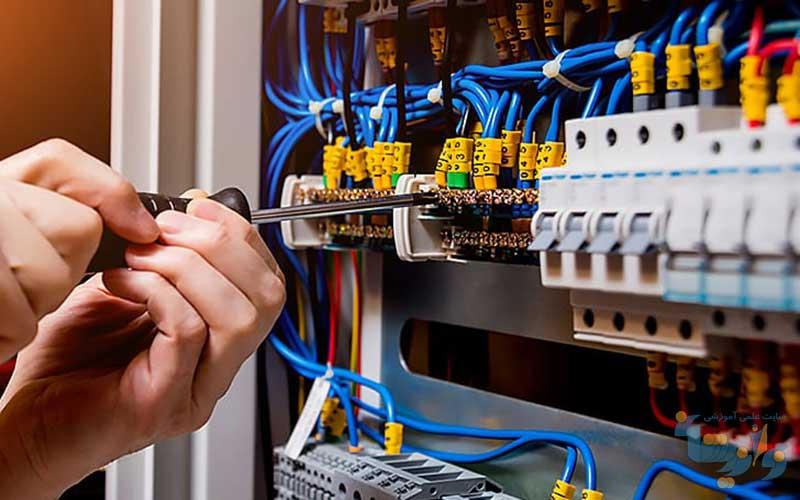 جزوه اجرای تأسیسات الکتریکی