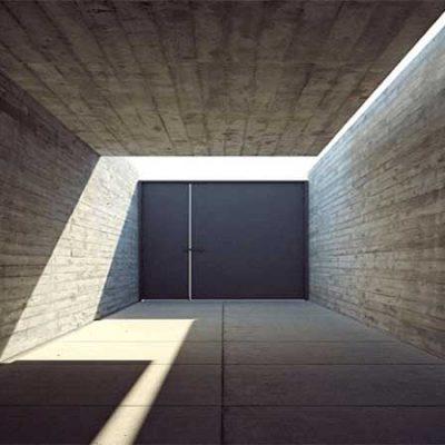 جزوه نور در معماری