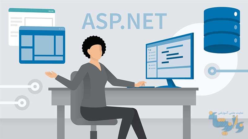 جزوات آموزش ASP.NET