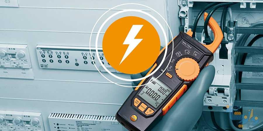 جزوات اندازه گیری الکتریکی