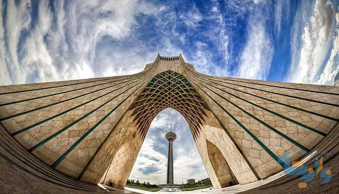 پروژه نمادشناسی هویتی شهری در ایران