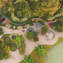 برنامه راهبردی توسعه و ساماندهی پارک