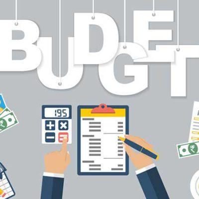 جزوه اصول تنظیم و کنترل بودجه دولتی