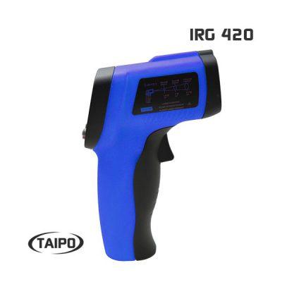 دماسنج لیزری IRG 420 ساخت شرکت TAIPO