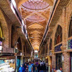 راهبردهای ارتقای ایمنی بازار تهران