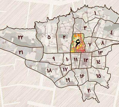 طرح تفصیلی منطقه شش تهران | گزارش و مطالعات کامل طرح تفصیلی منطقه ۶