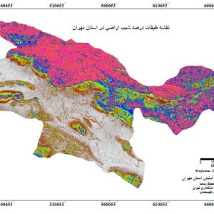 مطالعات آمایش استان تهران