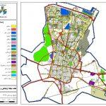نقشه GIS قزوین – جدیدترین شیپ فایل قزوین ۱۳۹۸