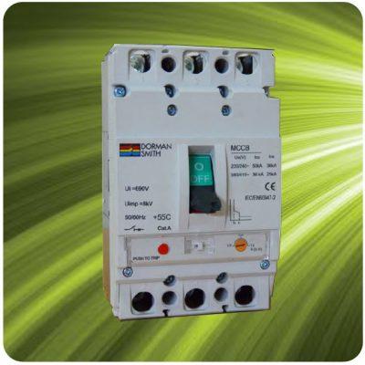 کلید اتوماتیک کامپکت مغناطیسی - حرارتی غیرقابل تنظیم