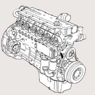 راهنمای تعمیر موتور ولوو