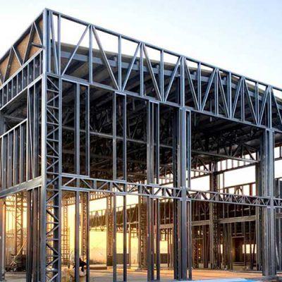 جزوه اجرای ساختمان های فولادی